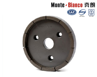 Metal-Bond Diamond Chamfering Wheel