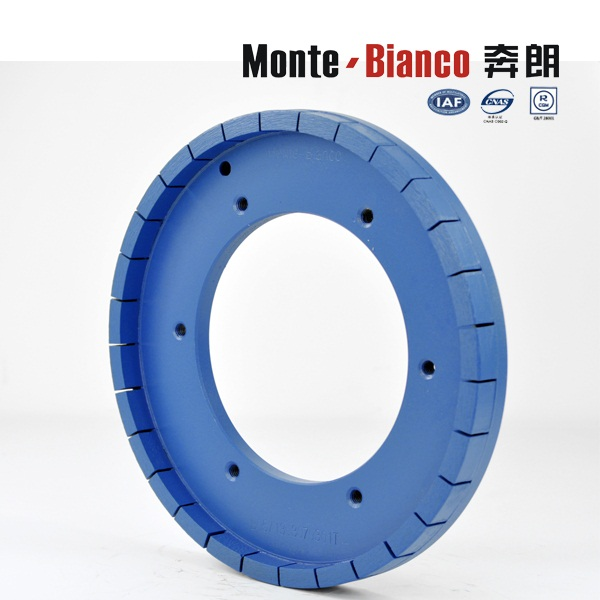 Metal Bond Diamond Squaring Wheel