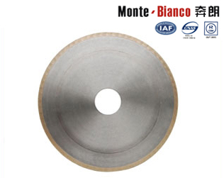 Diamond Saw Blade For High Tension Porcelain Insulators