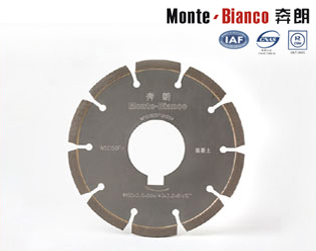 Diamond Blades for Non-Slip Surface Pattern