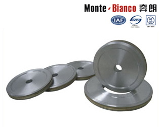 Diamond Grinding Wheels Used On Spcial Shape Edging Machine