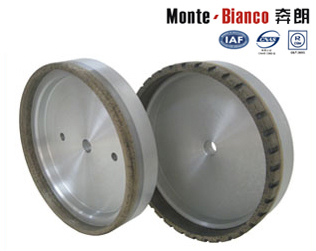 Diamond Grinding Wheels Used On Bevelling Machine